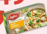 Kartoffelpuffer von Iglo
