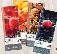Fruchtschokolade von Frucht & Sinne