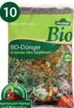 Bio-Dünger von Dehner Bio