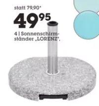 Sonnenschirmständer Lorenz