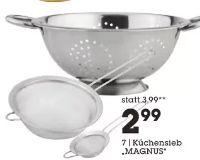 Küchensieb Magnus
