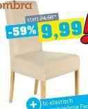 Stretch-Stuhlhusse Adelisa von Ombra