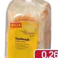 Sandwich von Billa