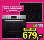 Einbauherd-Set HEA513BS0 + NKN645GA1E von Bosch