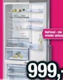 NoFrost Kühl-Gefrierkombination KGN39XI46 von Bosch