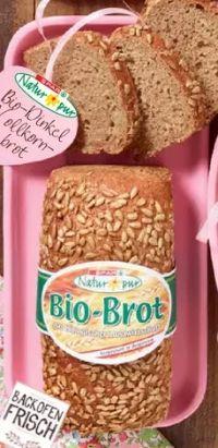 Bio-Dinkel-Vollkornbrot von Spar Natur pur