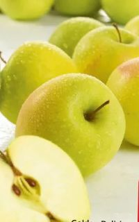 Apfel Golden Delicious