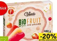 Bio Fruchteis von Gelatelli