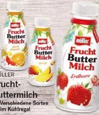 Fruchtbuttermilch von Müller