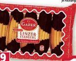 Linzer Stangerl von Gaber