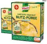 Blitz-Püree von Knorr