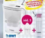 Wasserfilter Vida-Set von BWT