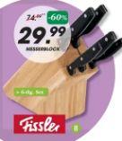 Messerblock-Set Sharp Line von Fissler