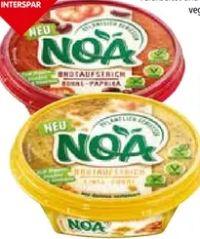 Brotaufstriche von NOA