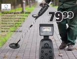 Metallsuchgerät MD 2500 von Renkforce