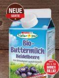 Bio-Buttermilch von Spar Natur pur