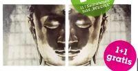 Keilrahmenbild Buddha