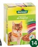Katzen-Nassfutter von Dehner