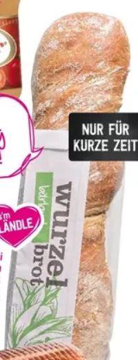 Wurzelbrot Bärlauch von Hammerl Landbäckerei