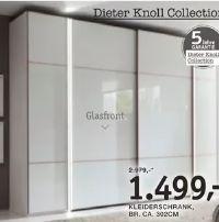 Kleiderschrank Eleganza von Dieter Knoll