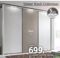 Schwebetürenschrank Eleganza von Dieter Knoll