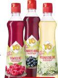 Fruchtsirup von YO