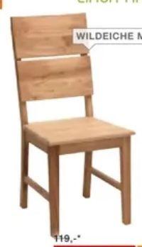 Stuhl von Linea Natura