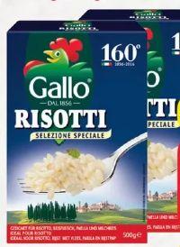 Risottoreis von Riso Gallo