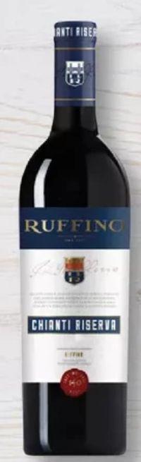 Chianti Riserva von Ruffino