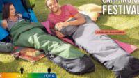 Leichtgewicht-Schlafsack von Crivit