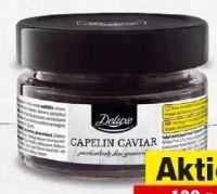 Capelin Kaviar von Deluxe
