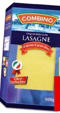 Lasagneblätter von Combino