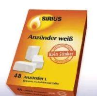 Anzünder von Sirius