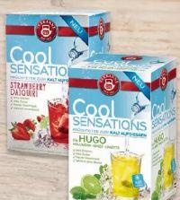 Cool Sensations von Teekanne