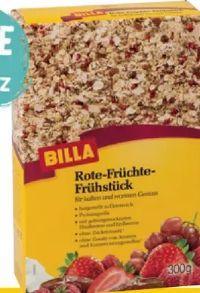Rote-Früchte-Frühstück von Billa