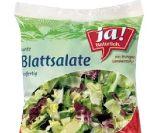 Bunte Bio-Blattsalate von ja!natürlich