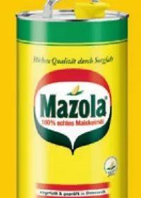 Rapsöl von Mazola