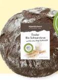 Bio Schwarzbrot von alpenbäckerei