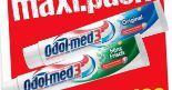 Zahncreme Minzfrisch von Odol-Med 3