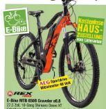 E-Bike MTB 650B Graveler e8.8 von Rex-Bike