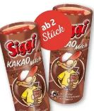 Kakao Milch von Siggi