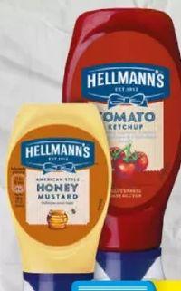 Senfsauce von Hellmann's