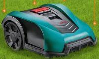 Mähroboter Indego 400 von Bosch
