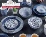 Geschirr-Serie Royal Sakura von Ritzenhoff & Breker