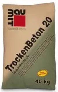 Trocken-Beton 20 von Baumit