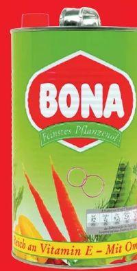 Feinstes Pflanzenöl von Bona