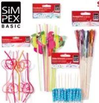 Celebration Party-Accessoires von Simpex Basic