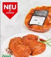BBQ Putenbrust-Steak von Spar