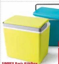 Kühlbox von Simpex Basic