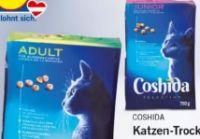 Katzen-Trockenfutter Premium von Coshida